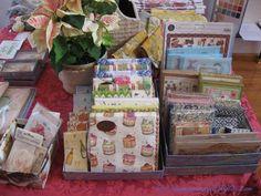 2006年12月***「Chez Mimosa シェ ミモザ」   ~Tassel&Fringe&Soft furnishingのある暮らし  ~   フランスやイタリアのタッセル・フリンジ・  ファブリック・小家具などのソフトファニッシングで  、暮らしを彩りましょう      http://passamaneriavermeer.blog80.fc2.com/