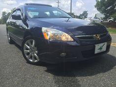 Used 2007 Honda Accord For Sale | Durham NC