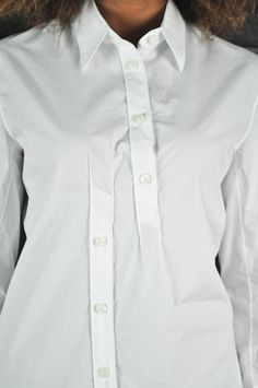 Carol Christian Poell – Dead End Button Up Stand Collar Back Raglan