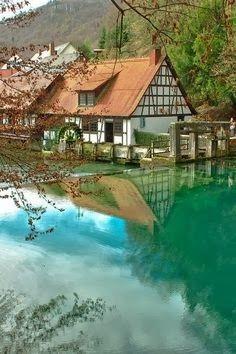 Blaubeuren is a town in the district of Alb-Donau near Ulm in Baden-Wurttemberg, Germany. It has 11.963 inhabitants as of December 2007.