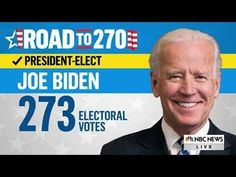 Joseph Robinette Biden Jr. was elected the 46th president of the United States on Saturday, promising to restore political normalcy and a spirit of national unity to confront raging health and economic crises, and making Donald J. Trump a one-term president after four years of tumult in the White House. Nbc News, Joe Biden, Restore, Rage, Unity, Joseph, Jr, Presidents, United States