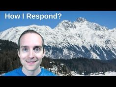 New video by Jerry Banfield on YouTube Life is not what happens to us but how we choose to respond to it!  Would you like the ability to be aware of more choices for how to react when the next time a challenge comes up?  Today I am grateful that I wait a little bit before reacting am more comfortable with some minor discomfort and I see that anything that might appear bad also has an opportunity.  With anything good happening the same is true in that it often introduces a new limitation…