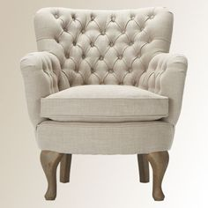 """LILY cHAIR   27""""W X 27.5""""D X 30""""H"""
