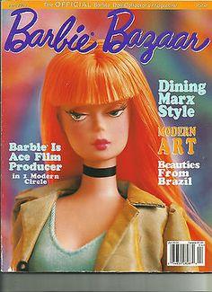 images about Favorite Barbie Bazaar magazine covers on . Barbie Dream, Vintage Barbie Dolls, Collector Dolls, Beautiful Dolls, Magazine Covers, Paper Dolls, Fashion Dolls, Image, Beauty