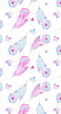 50 trendy wallpaper iphone boho we heart it Unicornios Wallpaper, Feather Wallpaper, Wallpaper Fofos, Kawaii Wallpaper, Pastel Wallpaper, Trendy Wallpaper, Tumblr Wallpaper, Pretty Wallpapers, Cellphone Wallpaper