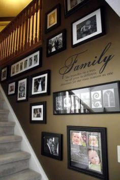 Love this!! May have to redo my stairs!