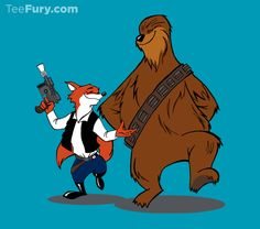 """""""Never Tell Me The Ooh-De-Lallies!"""" by juice-on is on #TeeFury!"""