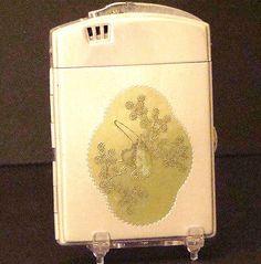Vintage Japanese Combination Cigarette Holder & Lighter