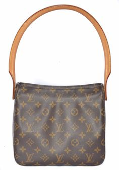 Authentic Vintage Louis Vuitton Gm Looping Shoulder Bag With Dustbag 3 Clothing Shoes