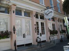 Magnolias Restaurant on East Bay Street