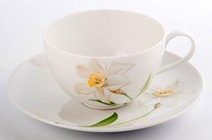 Набор для завтрака URBINO на одну персону,нарцисс,чаш(1650915783)+бл.(1650925783)+дес.т.(1601195783) / Наборы посуды / Luxury Goods - Бренды