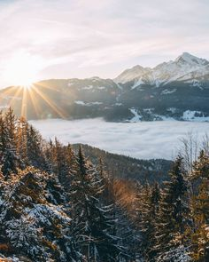 "6,793 Likes, 189 Comments - Sebastian Scheichl (@zeppaio) on Instagram: ""Sunrise above the clouds. Have you ever watched the sun going up on a mountain top? """