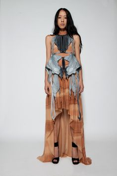 Felicity Brown Spring/Summer 2013 Ready-To-Wear Collection