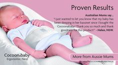 Cocoonababy - Proven Results