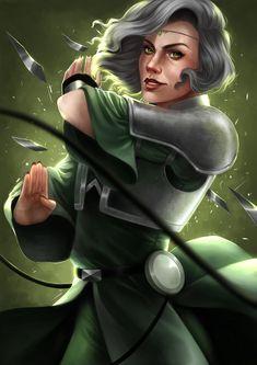 Avatar Legend Of Aang, Avatar Aang, The Legend Of Korra, The Last Avatar, Avatar The Last Airbender Art, Suyin Beifong, Social Media Art, Avatar World, Avatar Funny