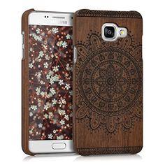 Azteken Schutzhüllen aus Holz - Edles Smartphone Cover - Geschenkideen für Frauen - (*Partner-Link)