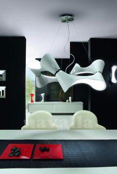 Závěsné svítidlo ORA od výrobce MANTRA v elegantním bílém provedení
