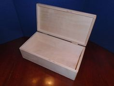 Wooden Purse Box. Kit Purse. Box for Project.  Wooden box. Enid collins . Purse supply. Purse. by Montyhallsshowcase on Etsy