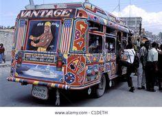 tap tap buses in haiti - Buscar con Google