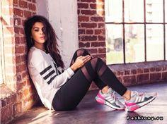 Селена Гомез в новой коллекции Adidas Neo