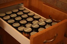 diy home sweet home: Kitchen Organizing - Spices