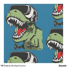 V-Rex! Can anyone identify the artist?