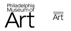 Logo for the Philadelphia Museum of Art.