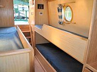 canal boat bunk beds - Google Search Narrow Boat, Canal Boat, Bunk Beds, Google Search, Storage, Furniture, Home Decor, Purse Storage, Decoration Home