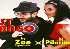 """Αποκλειστικό!!! Το Remix του """"Last Tango"""" της Ζωής Τηγανούρια, ακούστηκε για πρώτη φορά στο Web Music Radio Ένα πρωτότυπο dance τραγούδι..."""