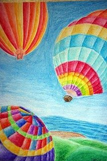 Love the vibrant colors, would like to see the pastel strokes a bit closer;) on a realistic note: this is SO on my bucket list!!!