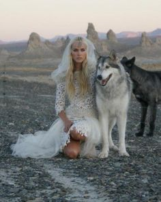 women run with the wolves