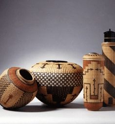 Joan Brink | Transitional Basketry