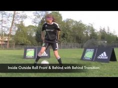Coerver Magic - Ball Mastery Skills - YouTube