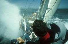 Pounding out to The Farallones aboard Victoria. Apple Service, Opera House, Victoria, Travel, Viajes, Destinations, Traveling, Trips, Opera