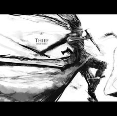 Thief guild wars 2