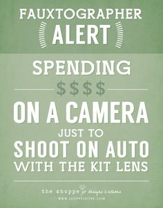 "Shoppe Satire ~ Humor for Photographers ~ $$$$ is ""Big Money"" ~ Photography Humor"