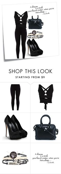 """""""Untitled #221"""" by lugavicamila ❤ liked on Polyvore featuring Post-It, Proenza Schouler, Giuseppe Zanotti, Givenchy, women's clothing, women's fashion, women, female, woman and misses"""