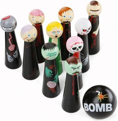 Get Ready For The Zombie Outbreak With Desktop Zombie Bowling via @Incredible Things