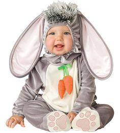 Costume Carnevale Coniglietto Mod. Wabbit per Bambino Incharacter 0-24 mesi   51cd1a5e8c2