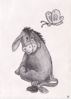 Eeyore by ~jeffharris13 on deviantART