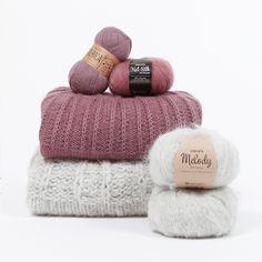 Bind off in rib (Tutorial Video) Knitting Patterns Free, Free Knitting, Free Crochet, Crochet Patterns, Drops Design, Drops Baby, Magazine Drops, Crochet Circles, Bind Off