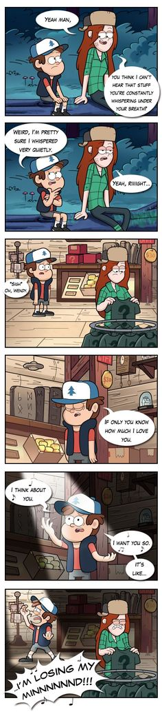 Wendy and Dipper: