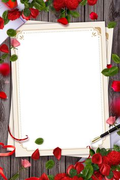 Best Flower Wallpaper, Flower Background Wallpaper, Flower Backgrounds, Quill And Ink, Frame Border Design, Happy Birthday Wallpaper, Letter Photography, Photo Collage Template, Valentine's Day Poster