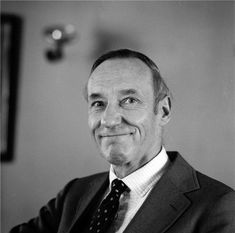 William Burroughs in his flat, London, 1971. Photo by Baron Wolman