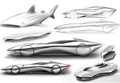 C. Soares, S. Barac. | Lamborghini Next | 2010 | Transportation-Car Design | Gallery | Scuola Politecnica di Design SPD a Milano