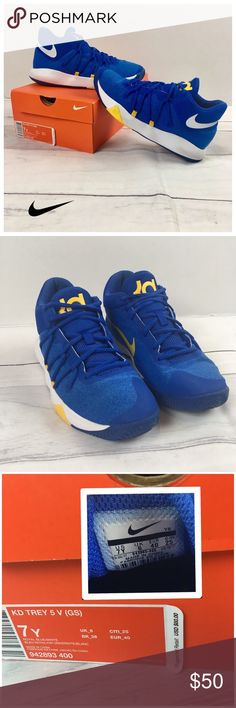 b194528b97f2 Nike shoe. NIKE Kevin Durant basketball tennis shoes. Nike KD Trey