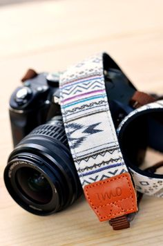 Really Diggin this camera strap
