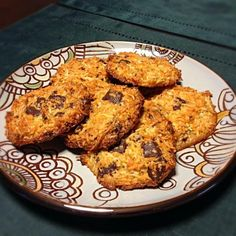 レシピとお料理がひらめくSnapDish - 9件のもぐもぐ - Samoas ☆ ココナッツチョコチップクッキー by madcar