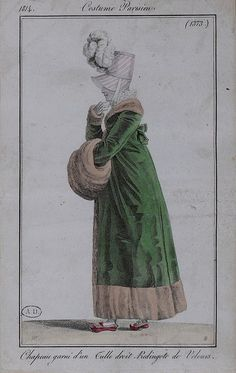 1814 via Scene in the Past