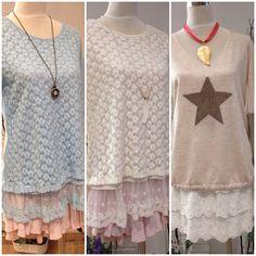 Conjuntos Vestidos Básicos y Jersey de Primavera